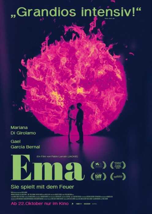 Ema (Poster)