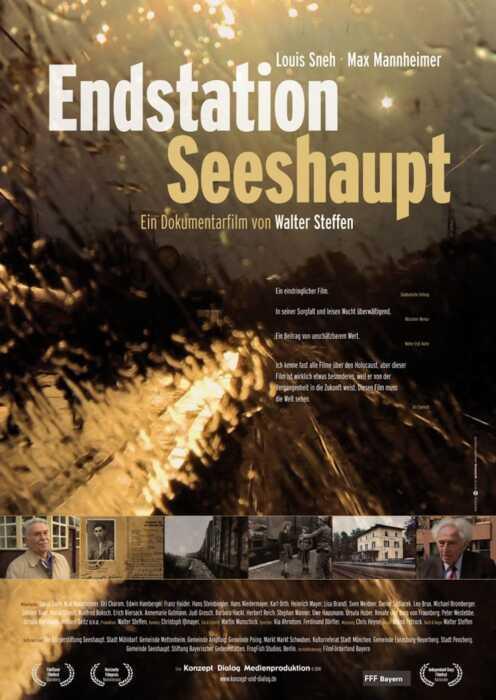 Endstation Seeshaupt - Der Todeszug von 1945 (Poster)