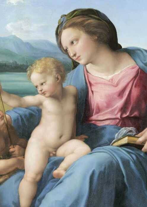 Exhibition on Screen: Raphael (Poster)