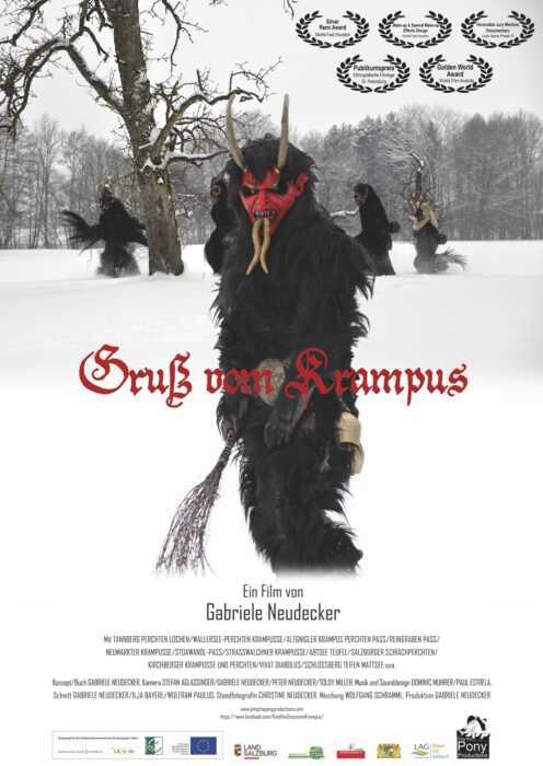 Gruß vom Krampus (Poster)