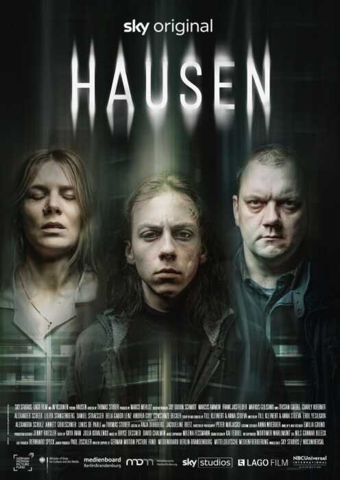 Hausen - Episode 1&2 (Poster)