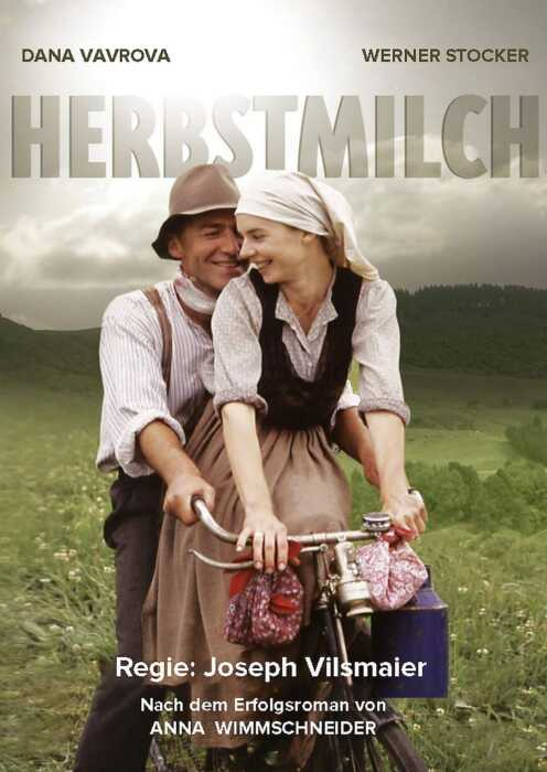 Herbstmilch (Poster)