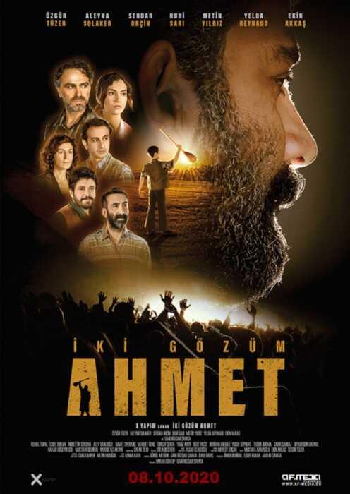 Iki Gözüm Ahmet (Poster)