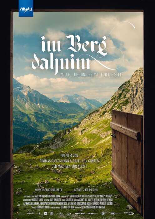 Im Berg dahuim (Poster)