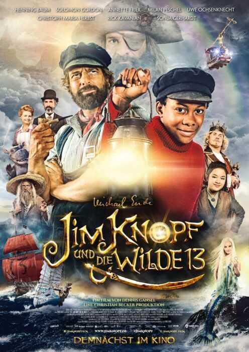 Jim Knopf und die Wilde 13 (Poster)