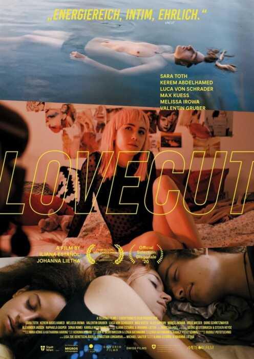 Lovecut - Liebe, Sex und Sehnsucht (Poster)