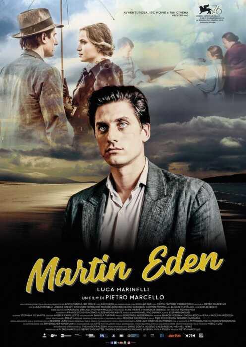 Martin Eden (Poster)