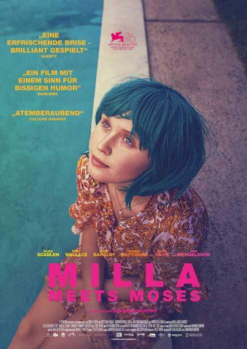 Milla Meets Moses (Poster)