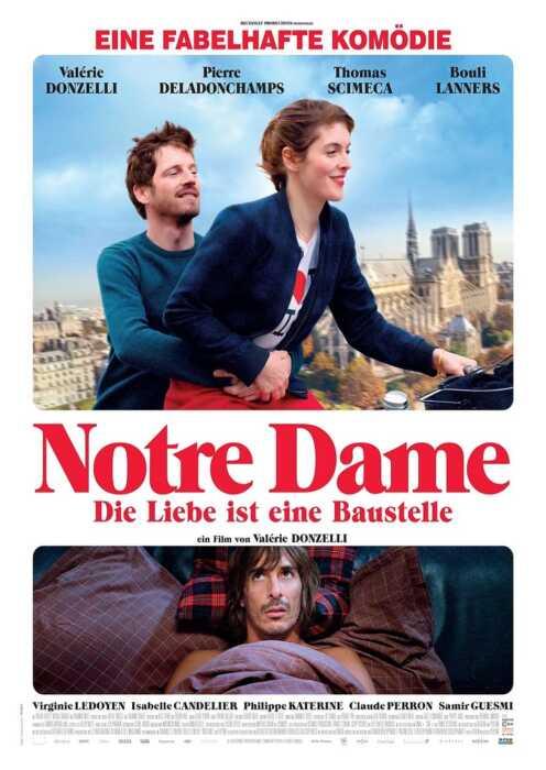 Notre Dame - Die Liebe ist eine Baustelle (Poster)