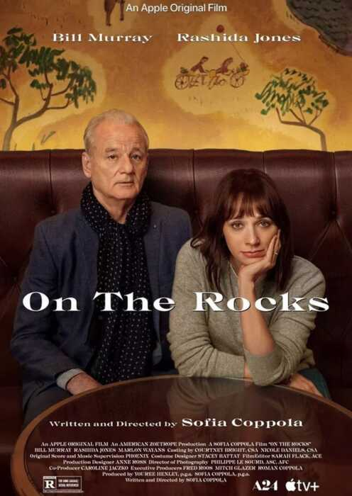On The Rocks (Poster)
