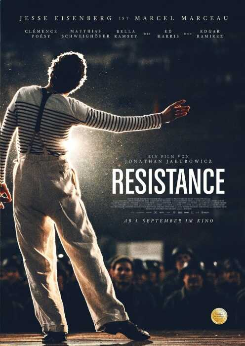 Resistance - Widerstand (Poster)