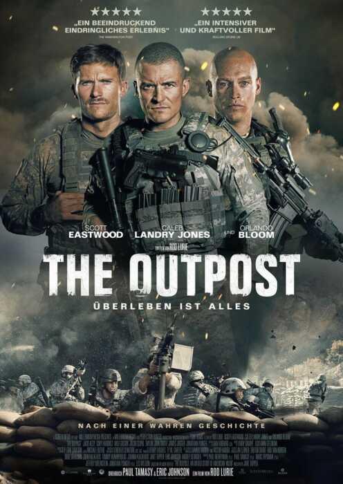 The Outpost - Überleben ist alles (Poster)