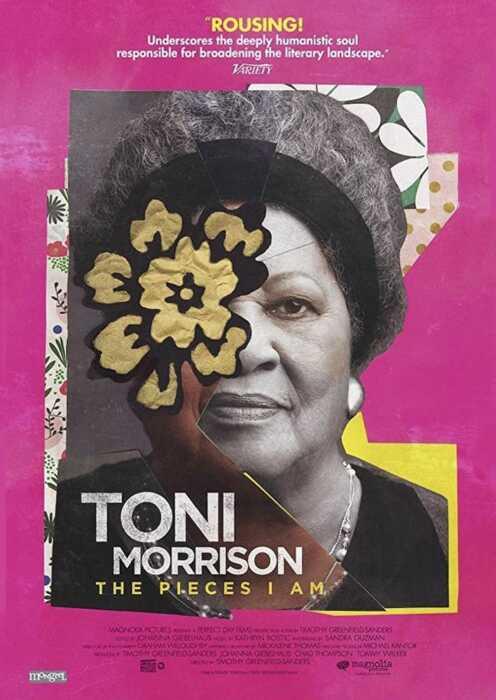Toni Morrison: The Pieces I Am (Poster)