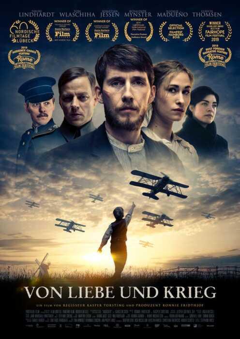 Von Liebe und Krieg (Poster)