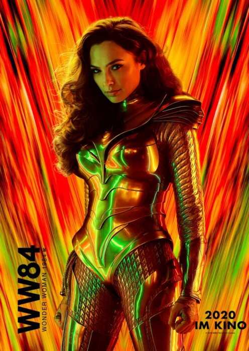 Wonder Woman 1984 (Poster)