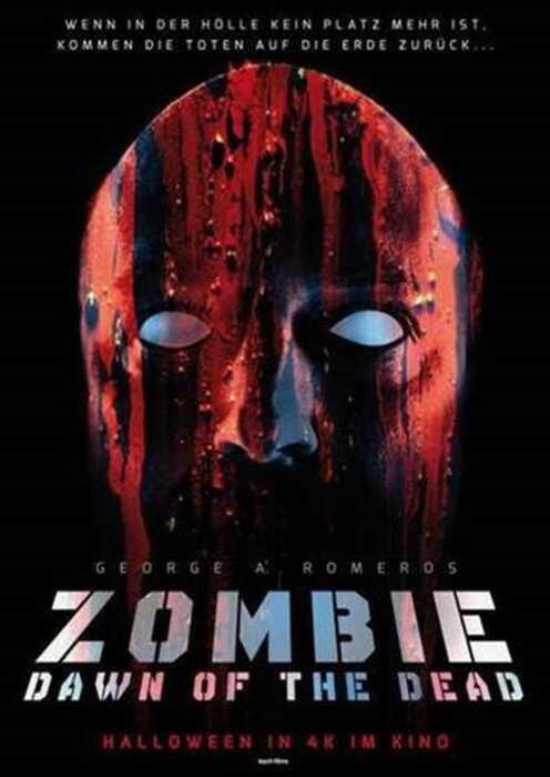 Zombie - Dawn Of The Dead (Poster)
