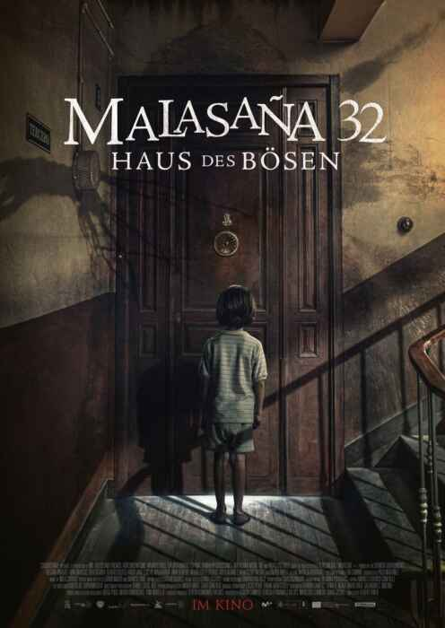 Malasaña 32 - Haus des Bösen (Poster)