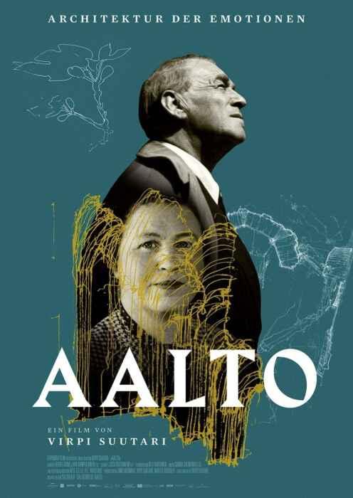 Aalto - Architektur der Emotionen (Poster)