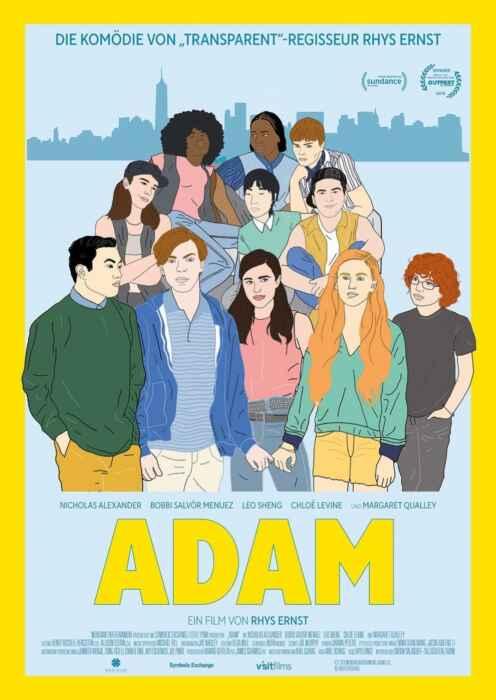 Adam (2019) (Poster)