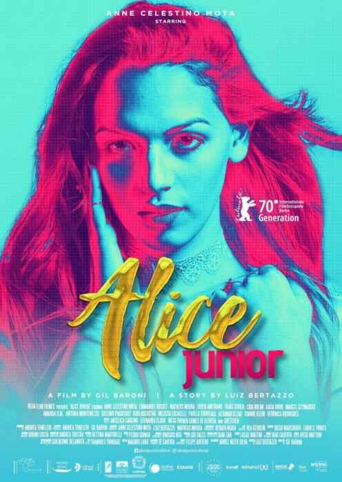Alice Júnior (Poster)