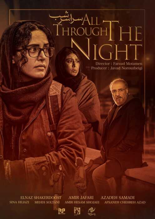 All through the Night (Poster)