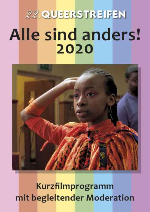 Alle sind anders 2020 (Poster)