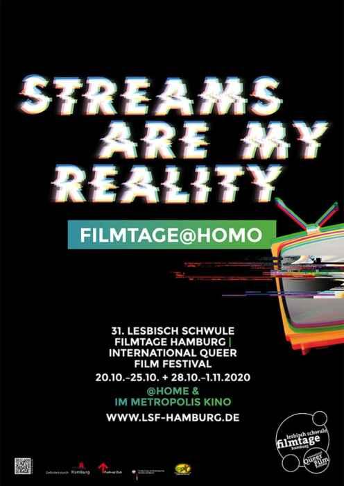 Best of 31st Lesbisch Schwule Filmtage Hamburg (Poster)