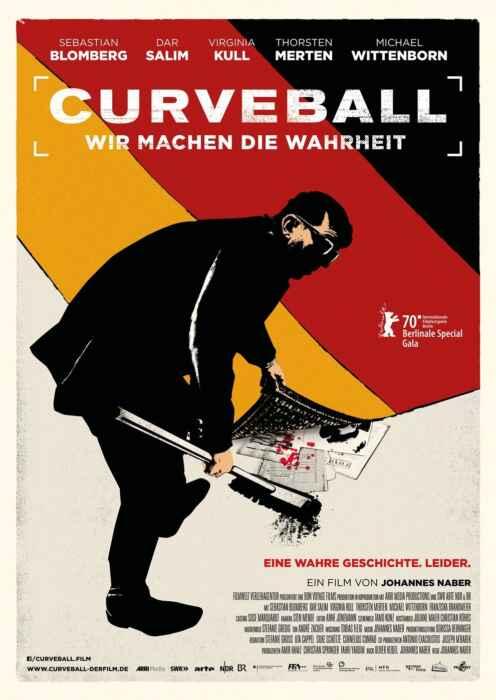 Curveball - Wir machen die Wahrheit (Poster)