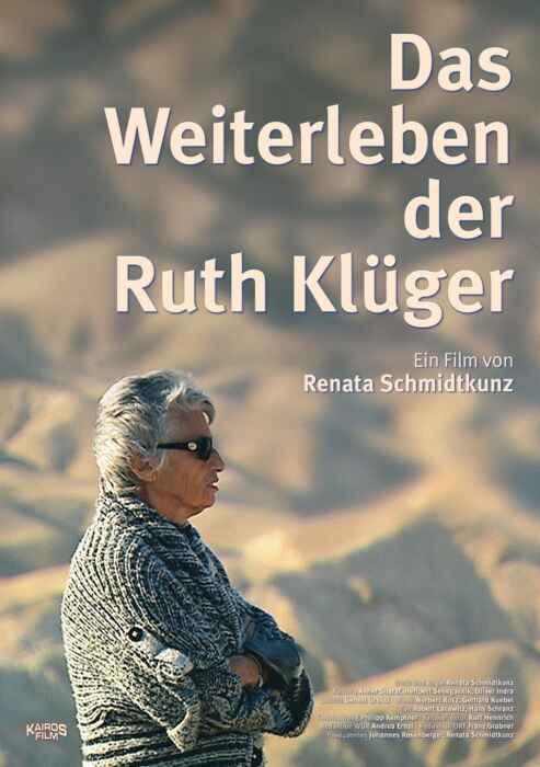 Das Weiterleben der Ruth Klüger (Poster)