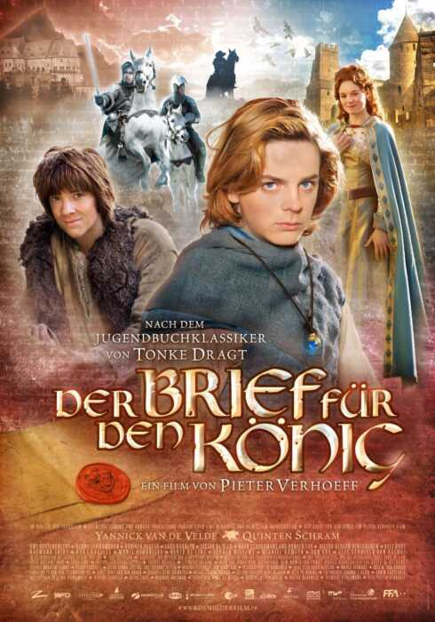 Der Brief für den König (Poster)