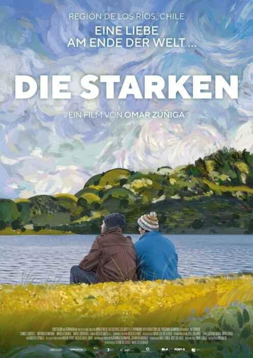 Die Starken (Poster)