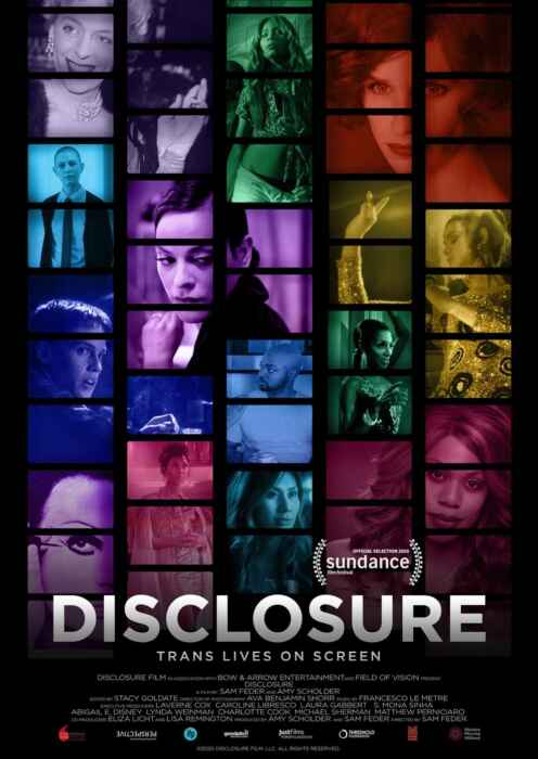 Disclosure: Trans Lives On Screen (Poster)