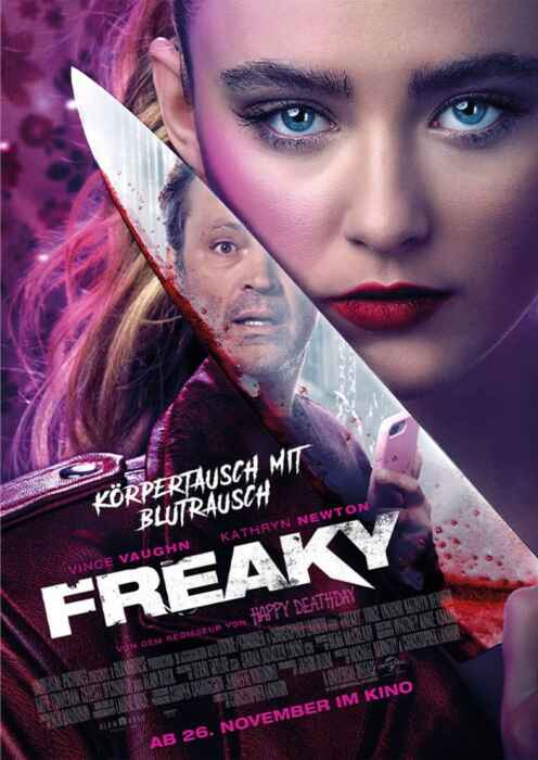 Freaky (Poster)