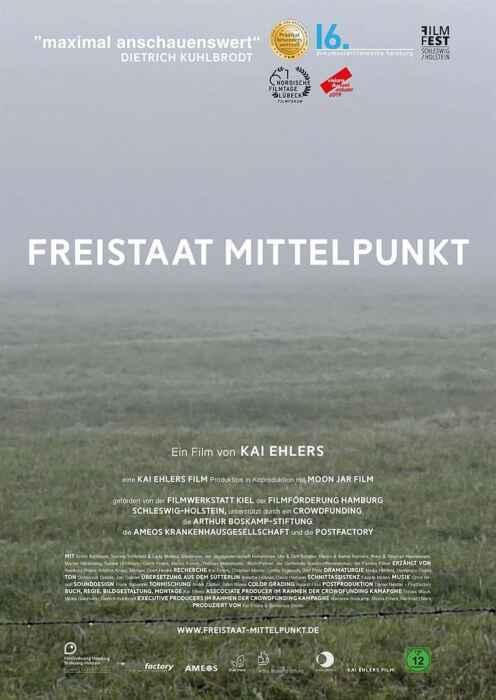 Freistaat Mittelpunkt (Poster)