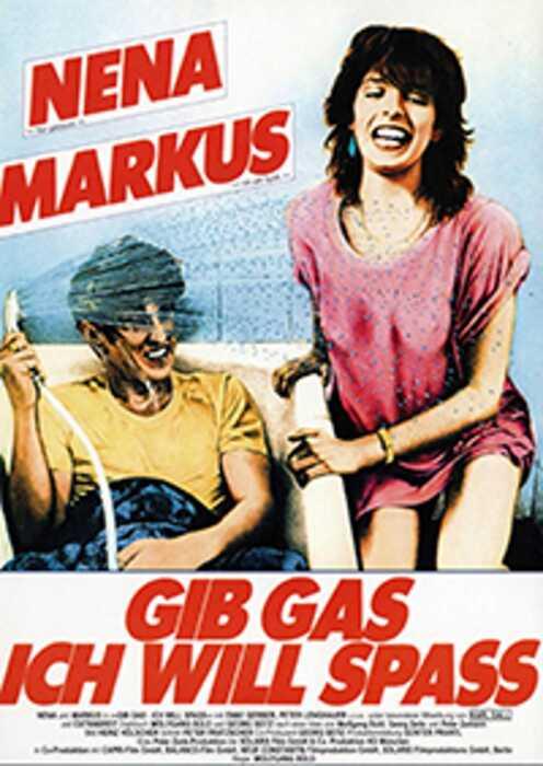 Gib Gas - Ich will Spaß! (Poster)