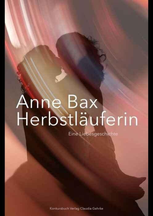 »Herbstläuferin« - Lesung mit Anne Bax (Poster)