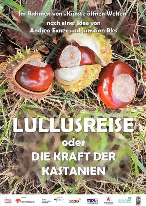 Lullusreise oder Die Kraft der Kastanien (Poster)