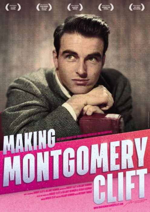 Making Montgomery Clift (Poster)