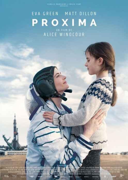 Proxima - Die Astronautin (Poster)
