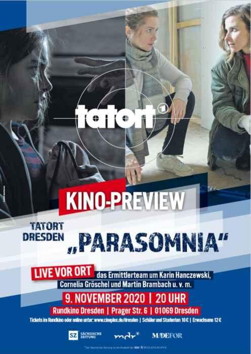 Tatort-Parasomnia (Poster)