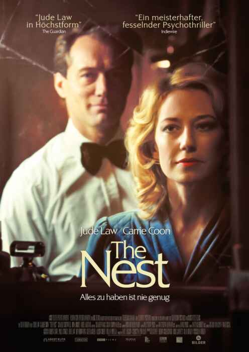 The Nest - Alles zu haben ist nie genug (Poster)