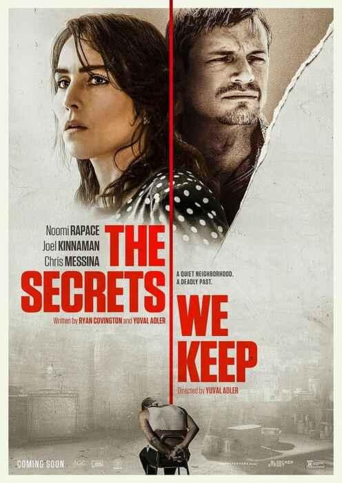 The Secrets We Keep - Schatten der Vergangenheit (Poster)