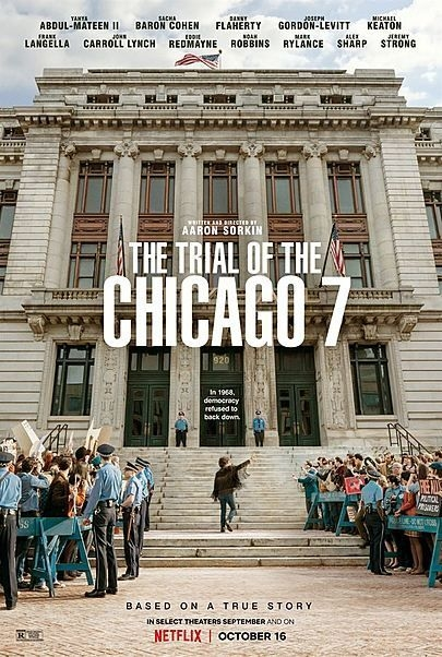 The Trial of the Chicago 7 (Poster)