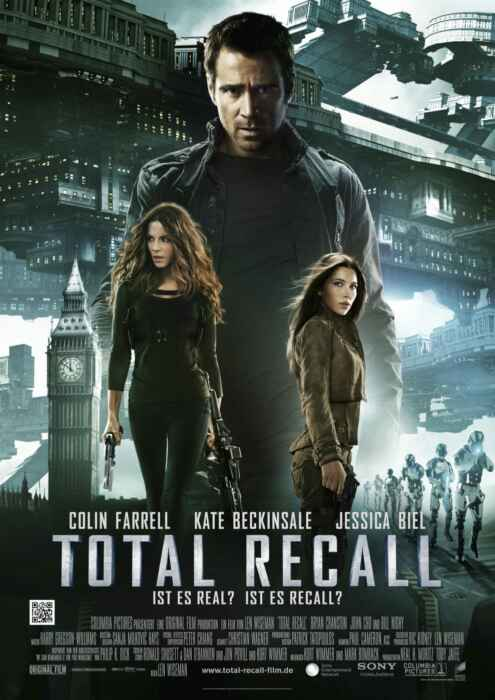 Total Recall (Poster)