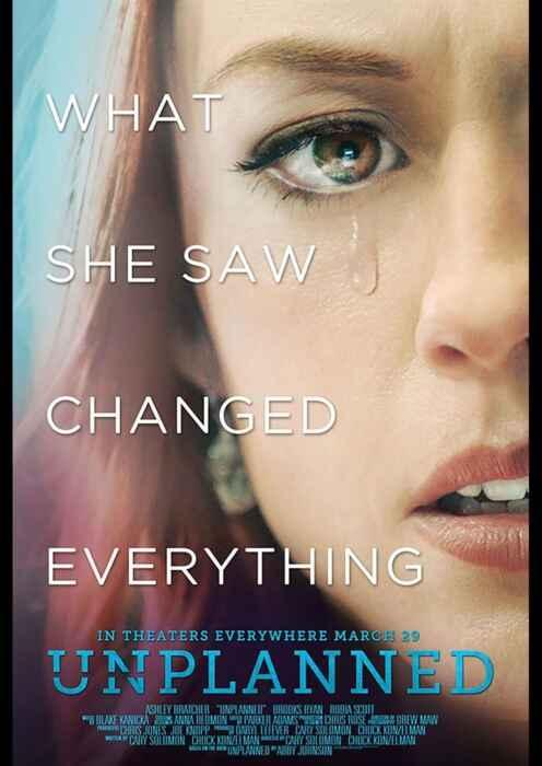 Unplanned (Poster)