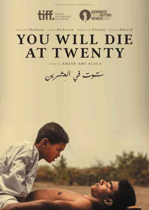 You Will Die at Twenty (Poster)