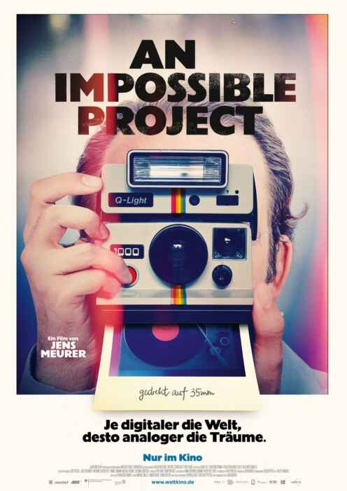An Impossible Project (Poster)