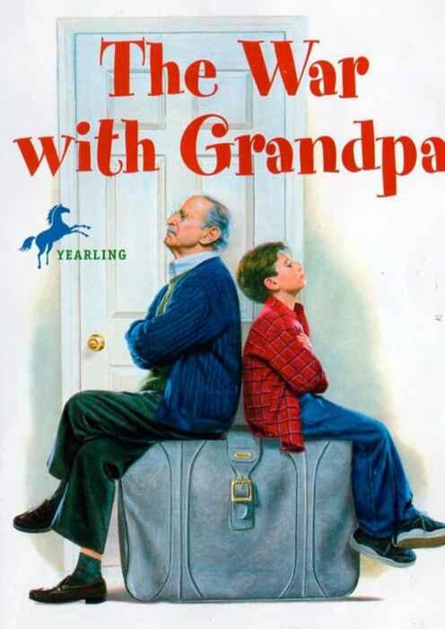 Immer Ärger mit Grandpa (Poster)
