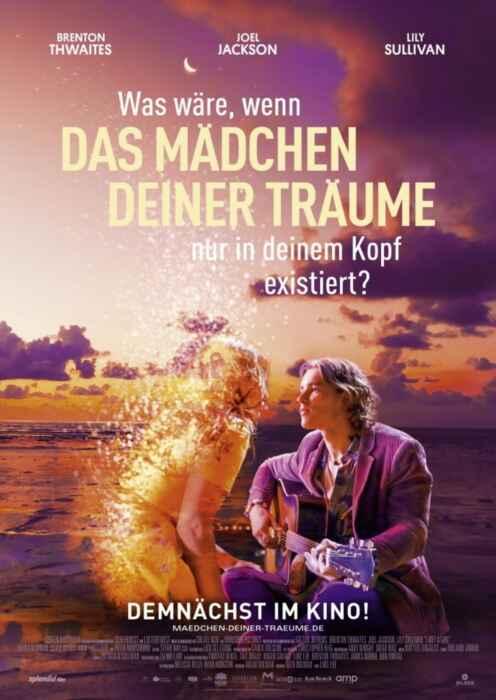 Das Mädchen deiner Träume (Poster)