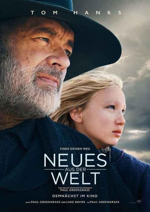 Neues aus der Welt (Poster)